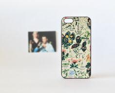 Floral iPhone 5 Case  Floral 4iPhone Case  iPhone by PelhamCases, $17.99