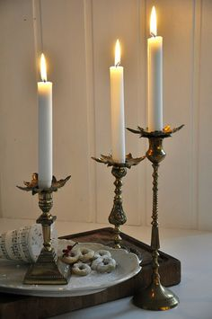 intriguing candlesticks
