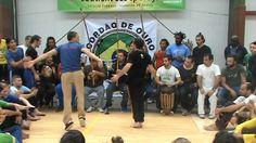 Passo A Frente 2013 - Roda Mestres Voz Mestre Suassuna - Capoeira CDO Paris