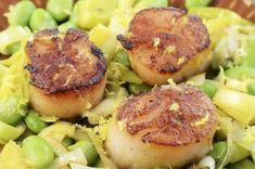 Découvrez les recettes Cooking Chef et partagez vos astuces et idées avec le Club pour profiter de vos avantages. http://www.cooking-chef.fr/espace-recettes/legumes-et-accompagnements/fondue-de-poireaux-et-noix-de-saint-jacques-au-sabayon-de