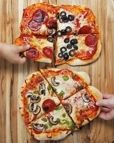Easy Pizza #TastyJunior