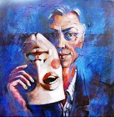 #homem #máscara #carnaval