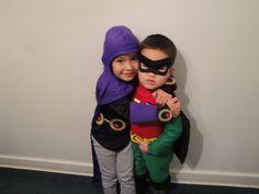 raven & robin. teen titans