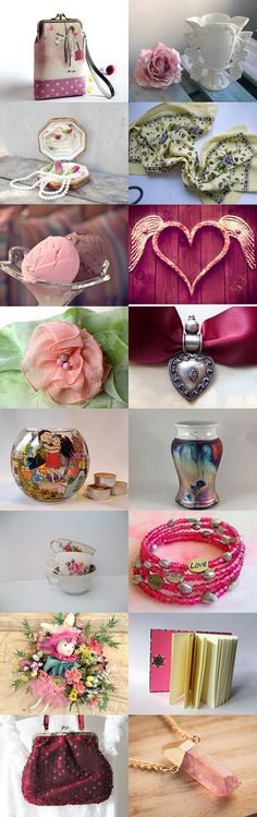 Romantic March by Laura P. on Etsy--Pinned+with+TreasuryPin.com