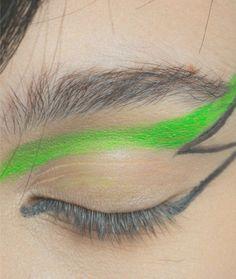 Makeup at Jeremy Scott F/W 2013