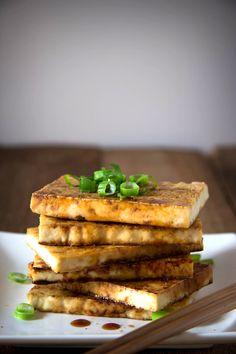 Tofu Teppanyaki