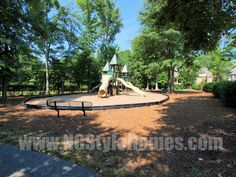 Place for the kids to play in Bishop Gate, Cary, NC Neighborhood