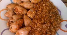 Εξαιρετική συνταγή για Καλαμαράκια γεμιστά με ρύζι. Λίγα μυστικά ακόμα Εγώ βάζω περισσότερο ρύζι, γίνεται πιο πολύ γέμιση και ρίχνω χύμα και στην κατσαρόλα. Είναι μια πολύ νόστιμη συνταγή και νηστήσιμη.