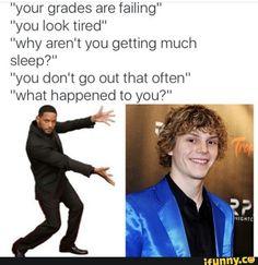 Evan Peters lol