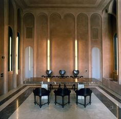 Ricardo Bofill. Cement factory turned into a private residence.