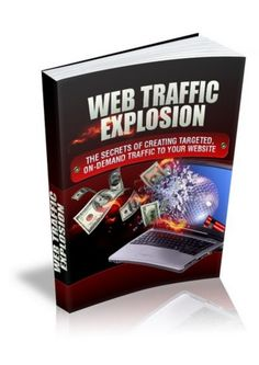 FREE: Web Traffic Explosion Report