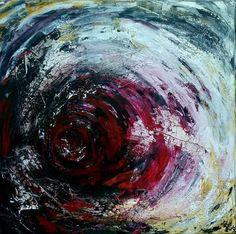 """abstraktes Bild, """"Unendlichkeit"""""""