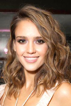 Jessica Alba Hair on Pinterest | Jessica Alba Makeup, Jessica Alba ...