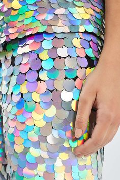 Hologram Sequin Leggings by Rosa Bloom Leggings - http://amzn.to/2id971l