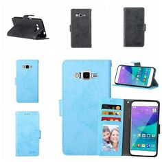 New style for Samsung Galaxy J3 J300 cover with Stand Holder Wallet Case for Samsung Galaxy J3 J300 Phone Coque PU Leather Flip