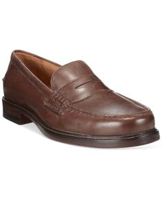 2e73cbf53ff Polo Ralph Lauren Dustan Loafers Men - All Men s Shoes - Macy s