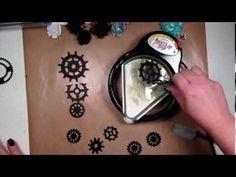 ▶ Ranger Melting Pot UTEE steampunk gears - YouTube