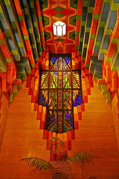 Elevator Lobby, Guardian Building, Detroit.