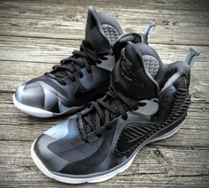sale retailer beb6d 77ea8 Mache custom The Dark Knight Lebron s Lebron 9, Dark Knight Returns, Jeans  And Sneakers