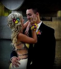 Sweet Prom Picture.