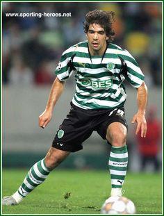Abel Ferreira - Sporting Clube De Portugal - UEFA Liga dos Campeões 2007/08