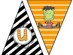 Happy Halloween Banner Freebie