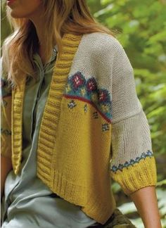 Rowan Knit Magazine 65 Penga by Emma Wright Rowan Knitting, Vogue Knitting, Fair Isle Knitting, Baby Knitting, Knitting Magazine, Crochet Magazine, Knitting Designs, Knitting Projects, What Is Fashion Designing