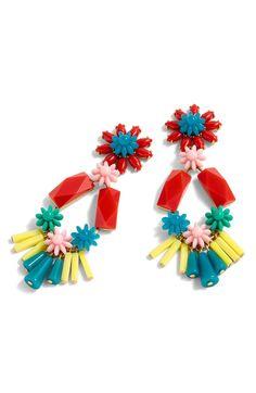 Earrings by J.Crew