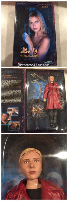 "Sideshow Collectibles (1:6 Scale) 12"" Buffy the Vampire Slayer Figure - Buffy. #btvscollector #btvs #buffy #buffythevampireslayer"