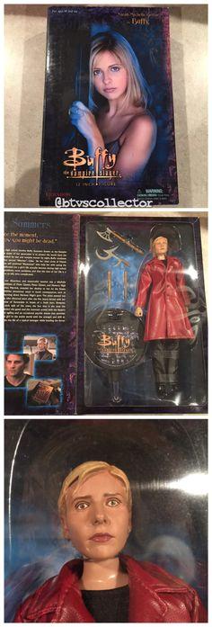 "Sideshow Collectibles (1:6 Scale) 12"" Buffy the Vampire Slayer Figure - Buffy. #btvscollector #btvs #buffy #buffythevampireslayer"