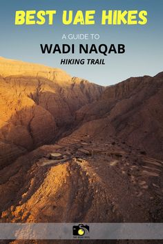 If travelling to the UAE, besides visiting Dubai and Abu Dhabi, you must do at least one epic hike in Ras Al Khaimah mountains. Here is a guide to the scenic hiking trail in Wadi Naqab, UAE. | UAE travel tips | Dubai travel | UAE hikes | UAE hiking trails #hiking #uae #dubai Ras Al Khaimah, Visit Dubai, Mountain Village, Dubai Travel, United Arab Emirates, Abu Dhabi, Hiking Trails, Uae, Travel Guide