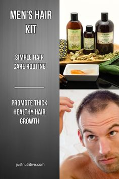 We want you to have a simple hair care routine that will take care of your hair today, while preserving the health of your hair for the future.