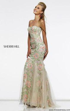 Sherri Hill 1709 by Sherri Hill