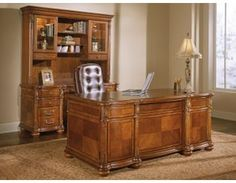 Wonderful Havertys WIlliams Manor Office Collection. Quite Possibly The Perfect Home  Office Set Up For Me. Computer Desk With Storage In Front And Writing ...