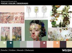 Macrotendencias WGSN Primavera Verano 2015 New Soul, Ss 15, Marsala, New Trends, Photo Wall, Fantasy, Frame, Prints, Summer