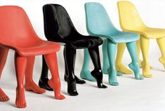 Perspective chair