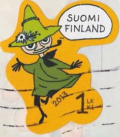 FINLANDE - stamp
