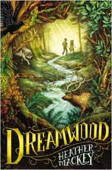 Girlfriends Book Club: Dreamwood -- a Great Read for Kids and Adults