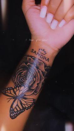 Red Ink Tattoos, Forarm Tattoos, Mini Tattoos, Finger Tattoos, Tatoos, Body Tattoos, Pretty Hand Tattoos, Small Hand Tattoos, Dainty Tattoos