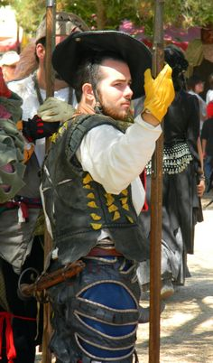 leather landsknecht