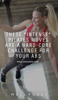 Pilates moves for abs