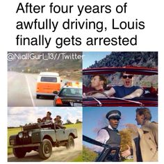 Truth! But poor Louis...