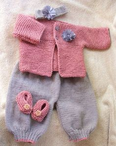 Etsy Baby Couture | Designer Baby Set Pretty In Melon Size 03 months by MalleeKnits, $25 ...