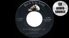 1955 HITS ARCHIVE: The Naughty Lady Of Shady Lane - Ames Brothers