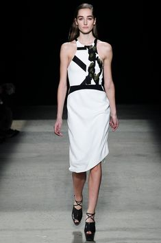 Narciso Rodriguez Fall 2015 Ready-to-Wear.