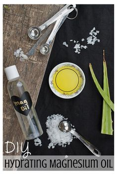 DIY Hydrating Magnesium Oil Recipe (without the sting!) - Scratch Mommy