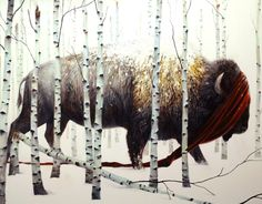 """Martin Wittfooth's """"The Archaic Revival"""" at Corey... - Supersonic Art"""