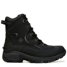 Columbia Men's Bugaboot II Wide Waterproof Boot at Famous Footwear