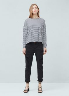 Jeans de Mulher   MANGO Portugal