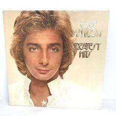 1978 Barry Manilow Greatest Hits 33RMP Vinyl Records AL138039 Arista #Arista